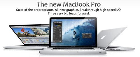 MacBook Pro Thunderbolt Promo!